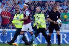 VILLA OUT TO STOP ROT IN FRONT OF CAMERAS